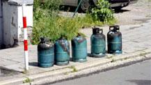 gasbottles