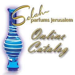 Selah parfum - Jerusalem